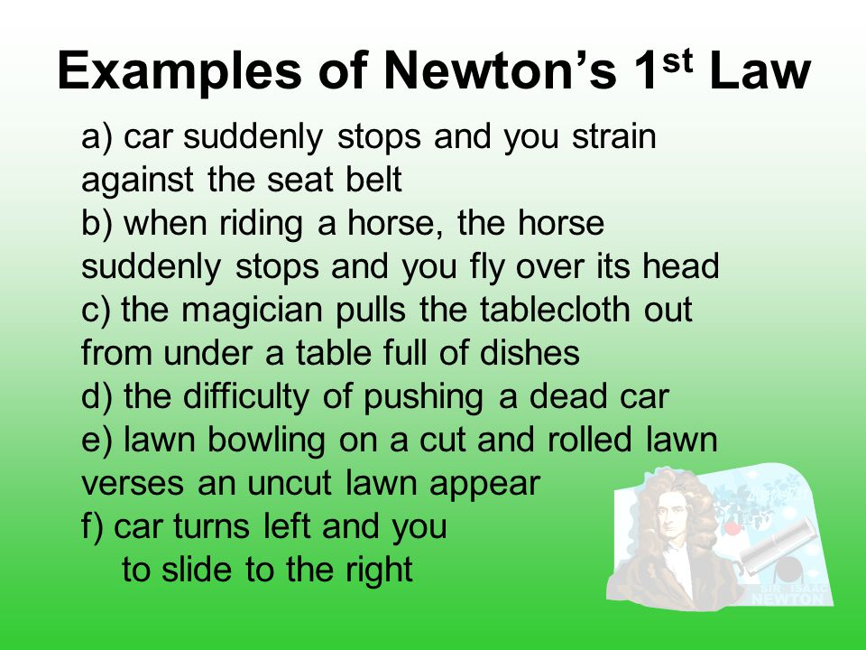Newton's Laws of Motio...