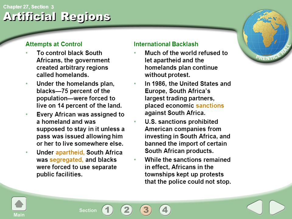 East and Southern Africa - ppt download