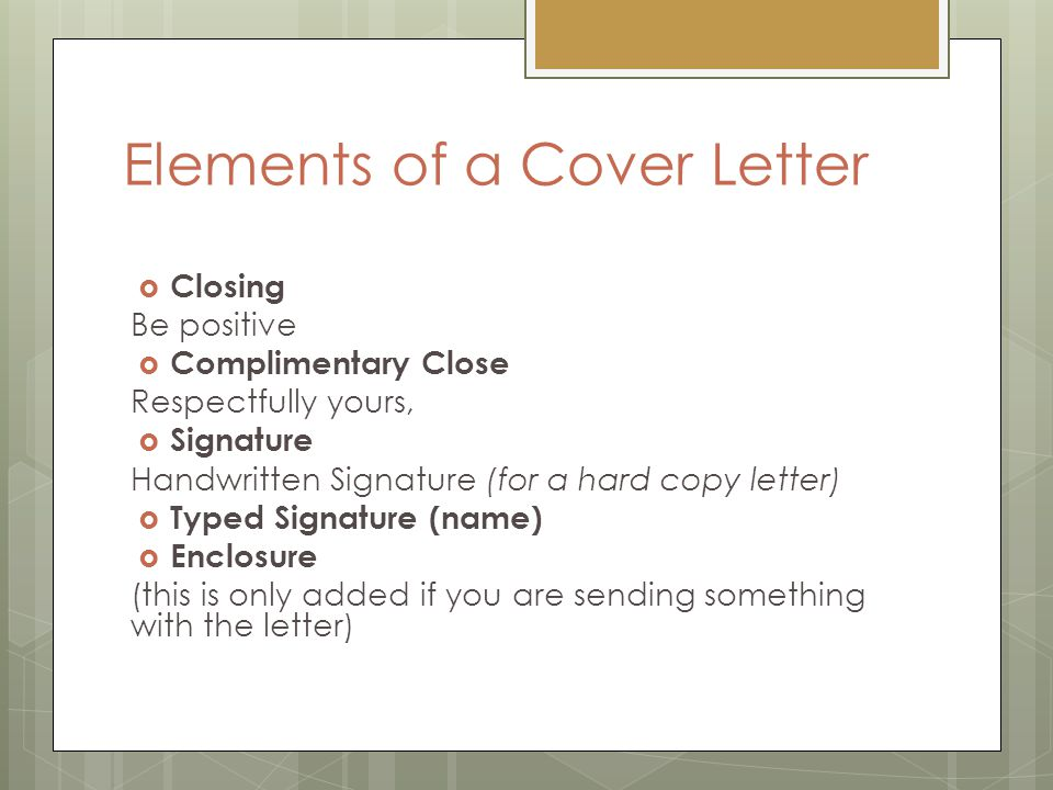 respectfully letter closing cover letter how to 43928