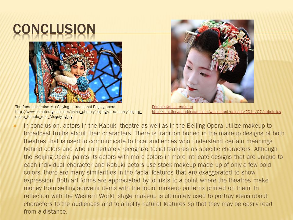 conclusion The famous heroine Mu Guiying in traditional Beijing opera.