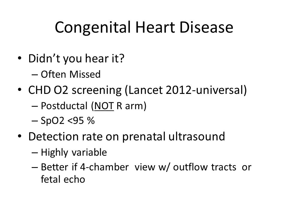Treatment for congenital heart disease depends on the specific defect you or your child has