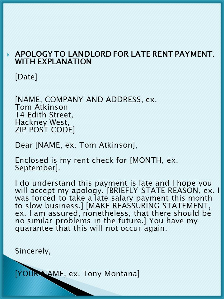 Sample Business Letters - ppt download