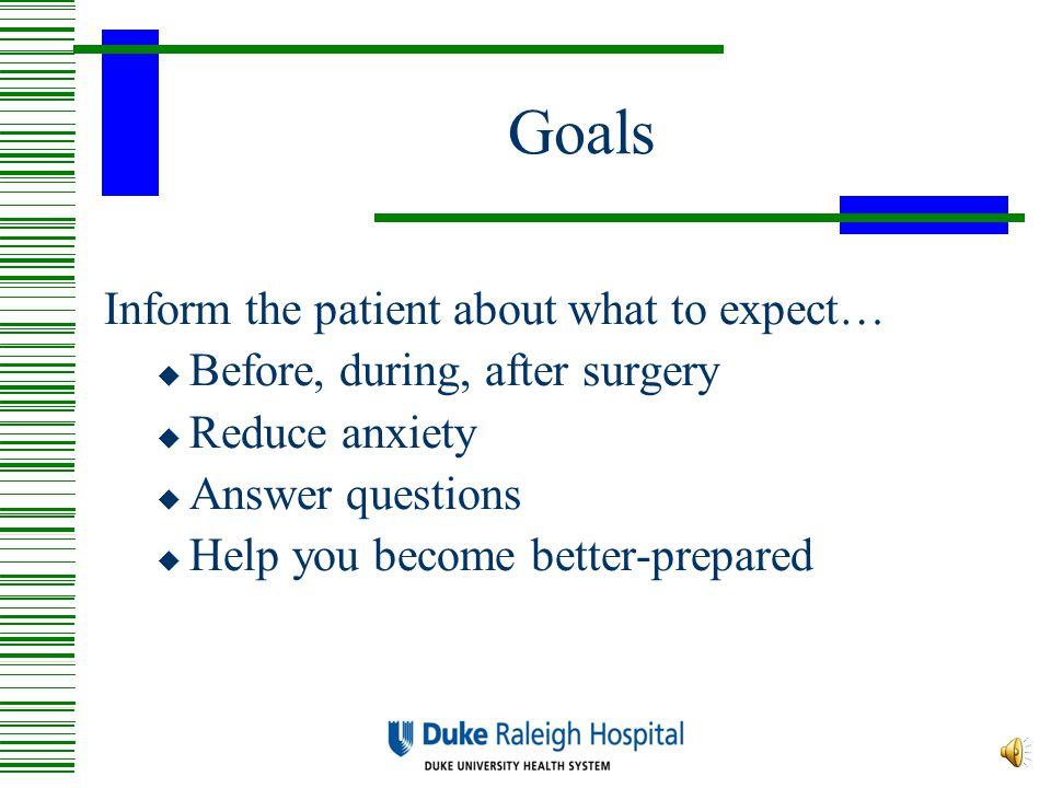 Pre-Op Shoulder Surgery Information - ppt video online download