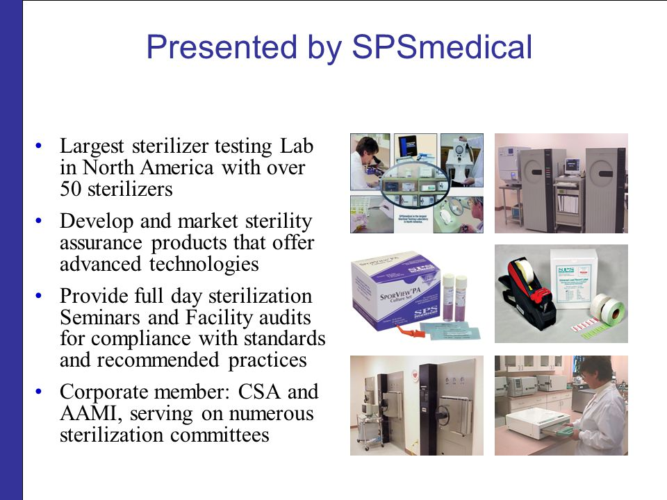 Cleaning, Packaging & Sterilization of Surgical Instruments