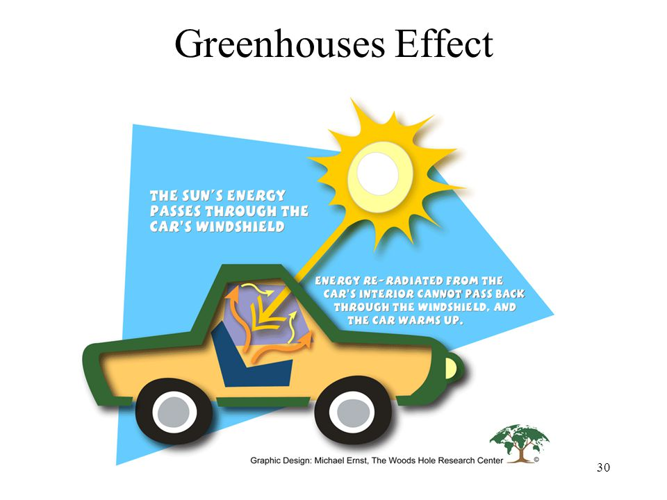 Greenhouses Effect