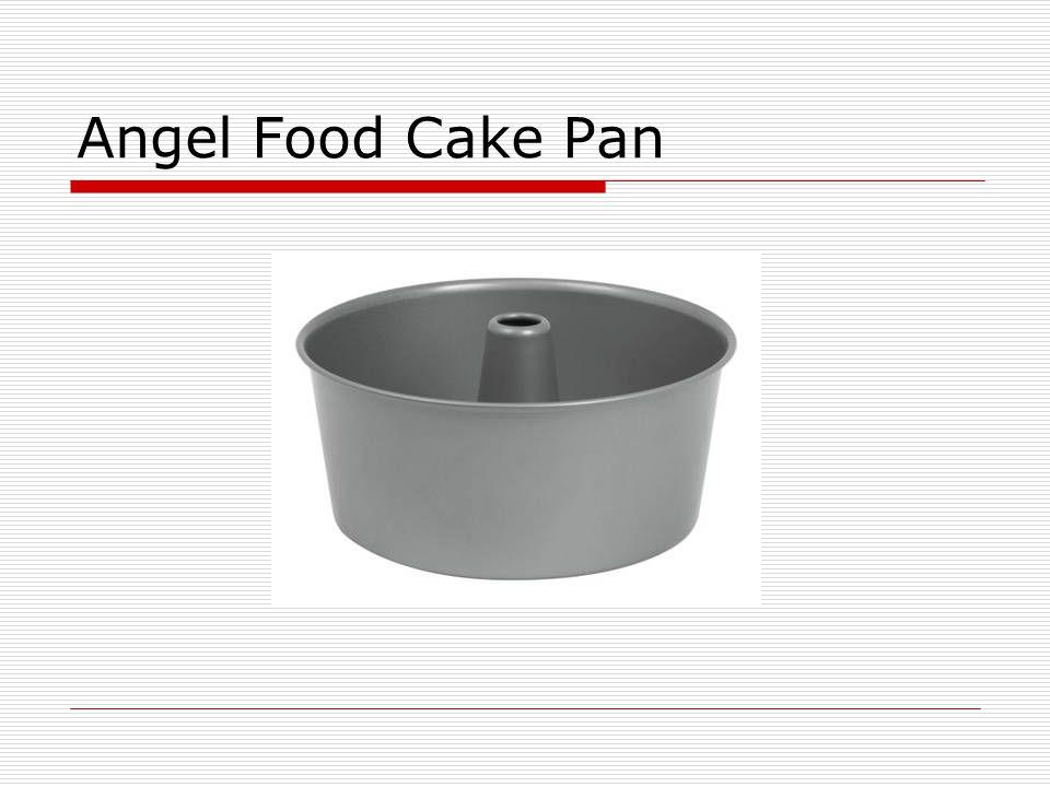 Angel Cake Tin Pan