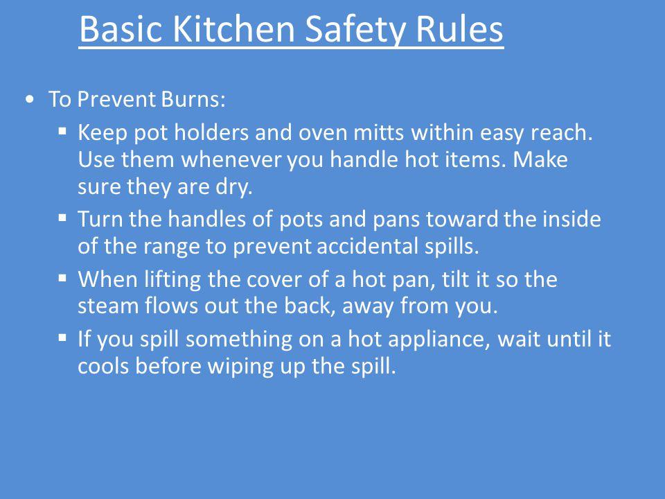 Preparing Food Safely. - ppt download
