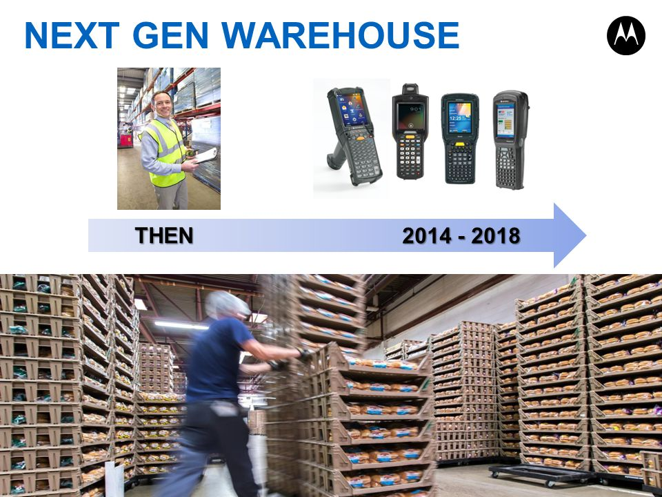 NEXT GENERATION WAREHOUSE EQUALS OPPORTUNITY - ppt download