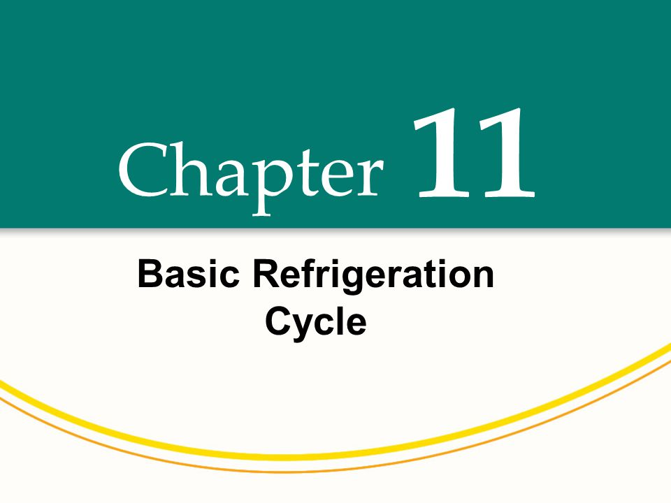 Basic refrigeration cycle animation download.