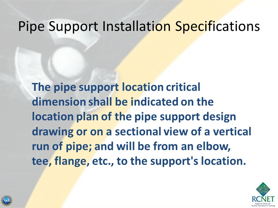 Pipe Supports and Hangers - ppt video online download
