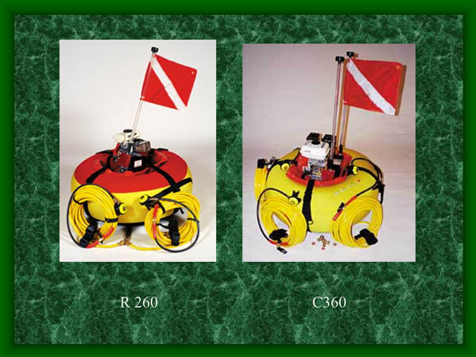 Hookah Operating and Diving surface-supplied equipment - ppt