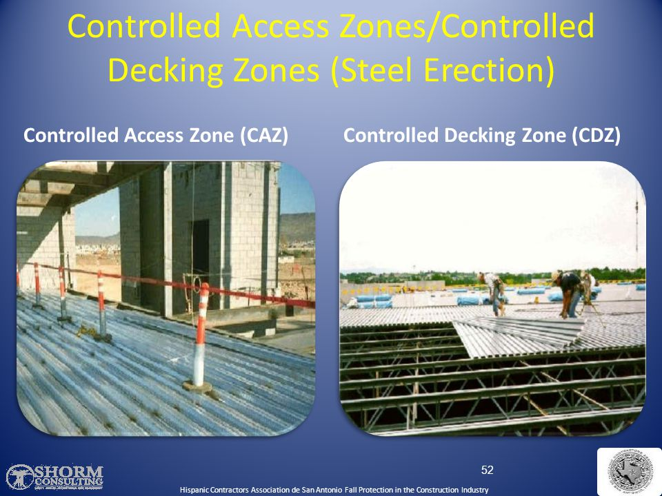 Fall Protection For The Construction Industry Ppt Download