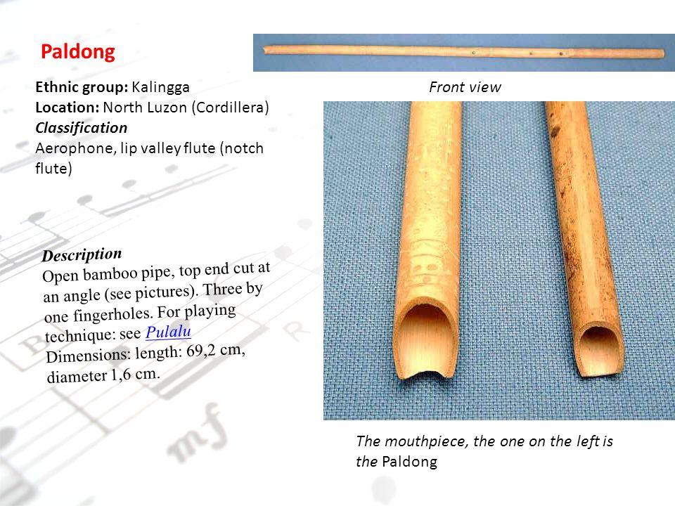 kalutang instrument meaning