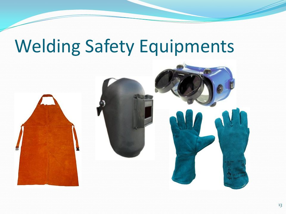 Welding Safety Equipments
