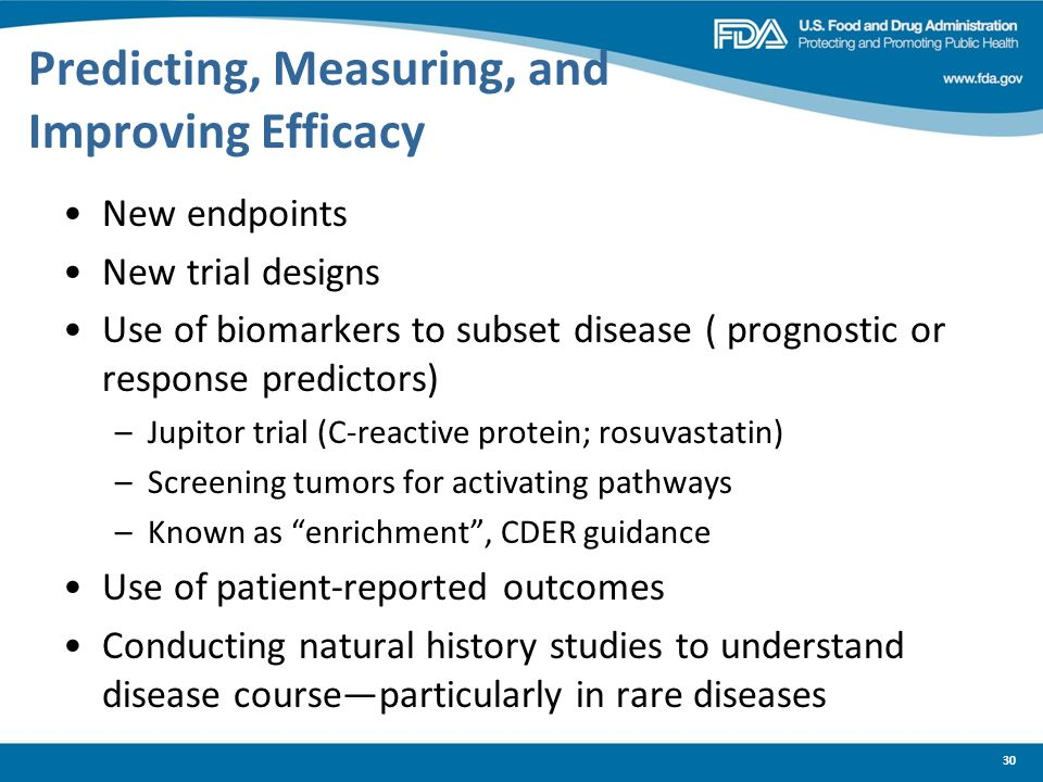 Predicting, Measuring, and Improving Efficacy