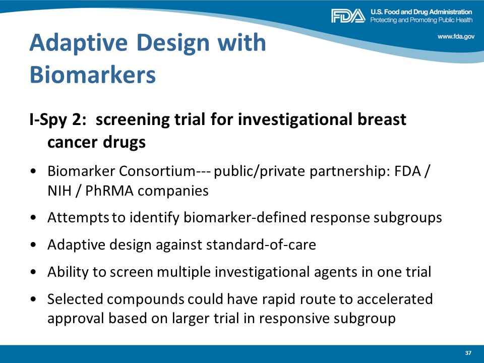 Adaptive Design with Biomarkers