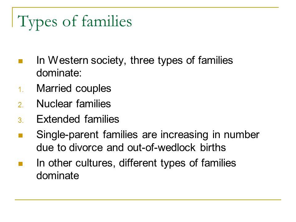 single parent culture