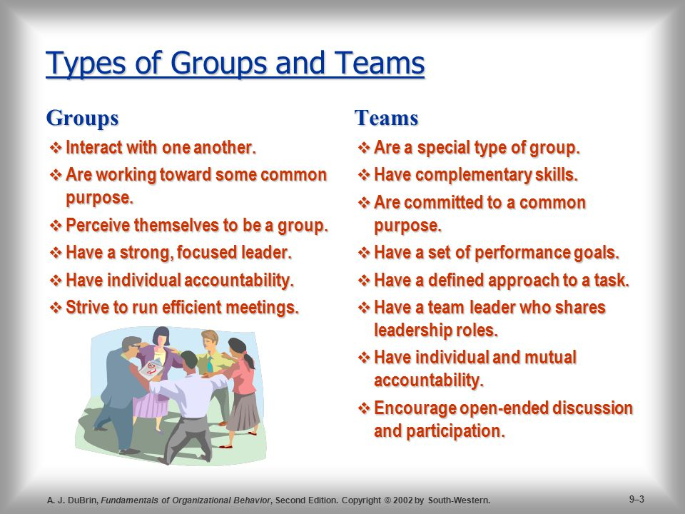 How can group dynamics and teams increase staff performance — photo 1