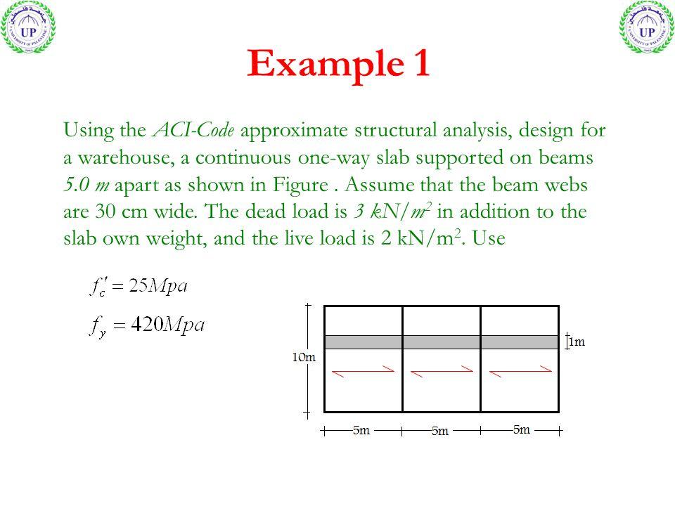 Beam Design Example Aci 318