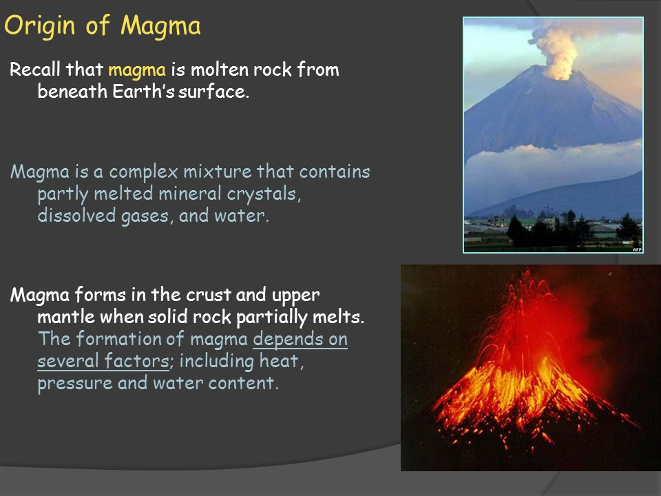 Earth Science 10 1 Volcanoes And Plate Tectonics Ppt Video Online