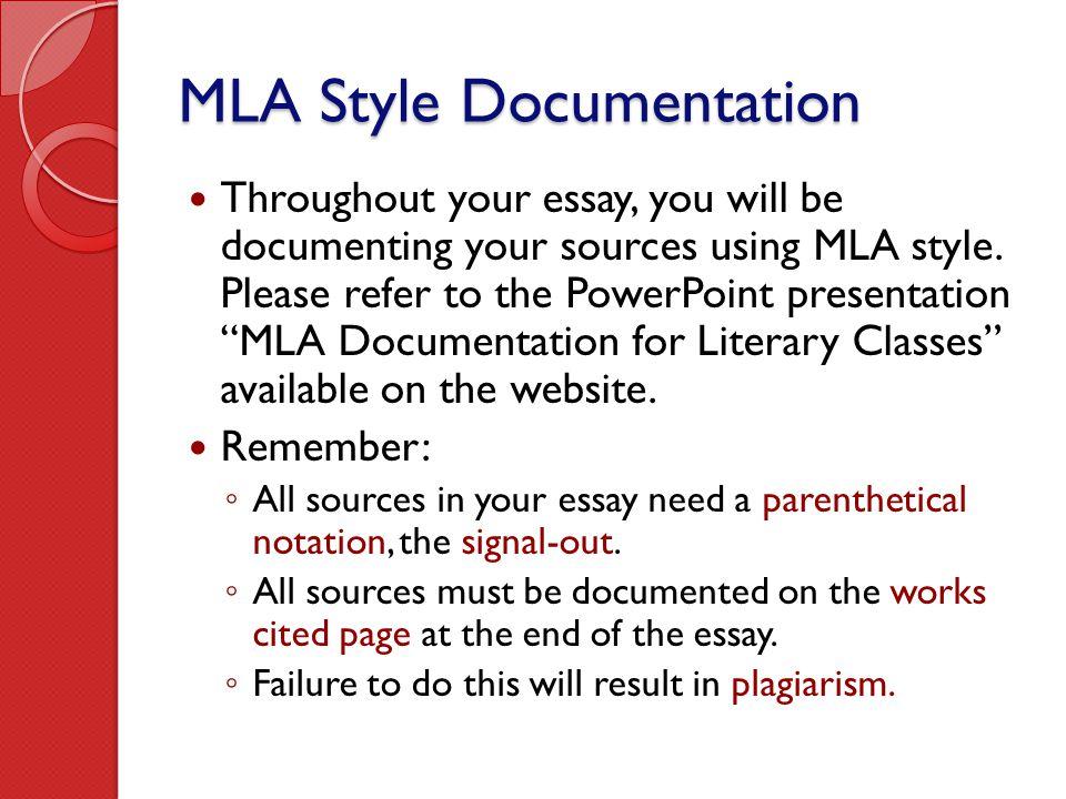 MLA+Style+Documentation