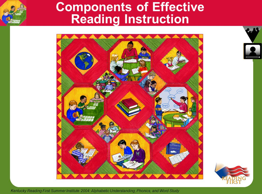Components of Effective Reading Instruction