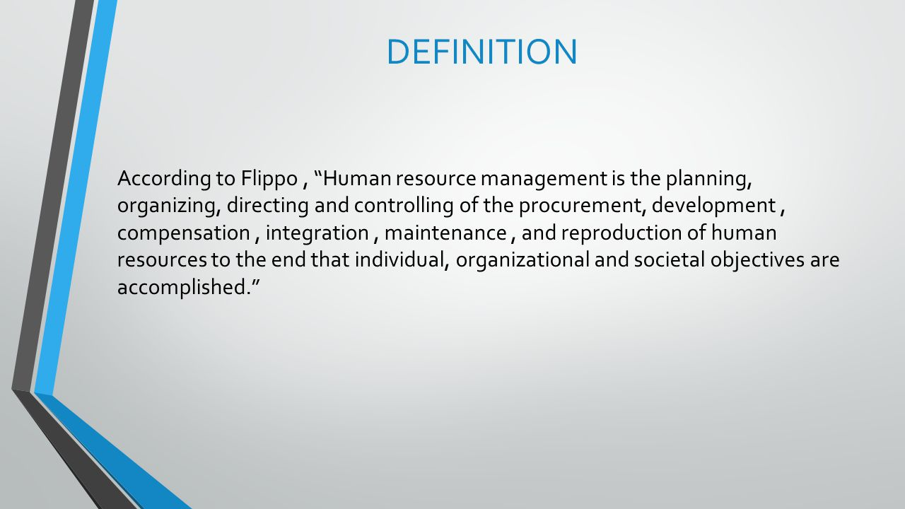 What Can I Do With A Masters In Human Resources