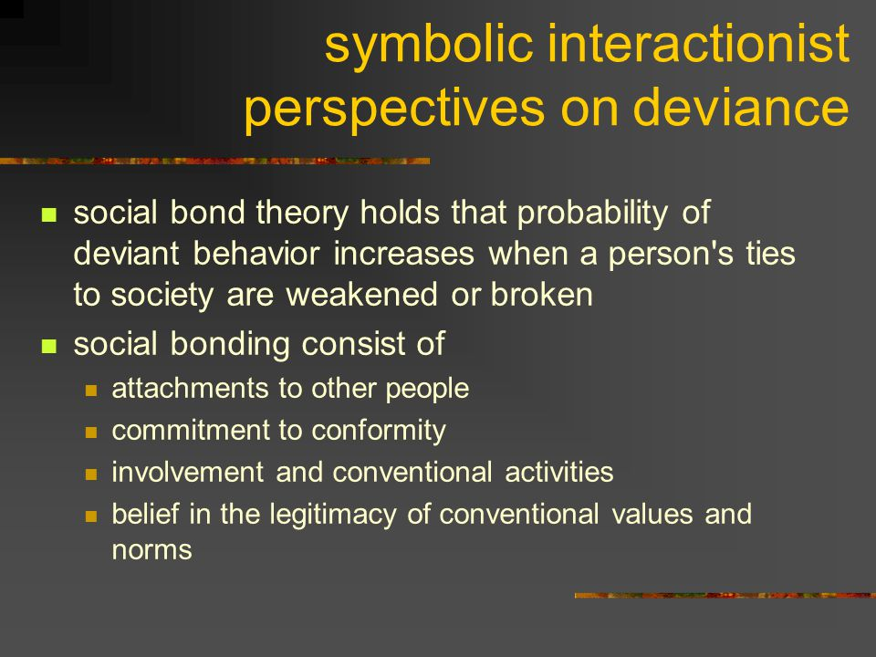 Deviance Crime And Social Control Ppt Video Online Download