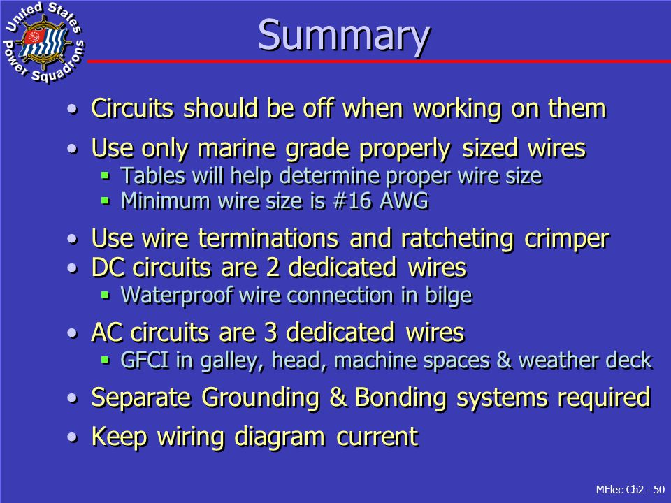 Electrical wiring practices ppt video online download 50 summary greentooth Images
