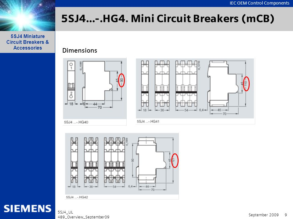 M Iniature Circuit Breakers To Ul Ppt Video Online Download