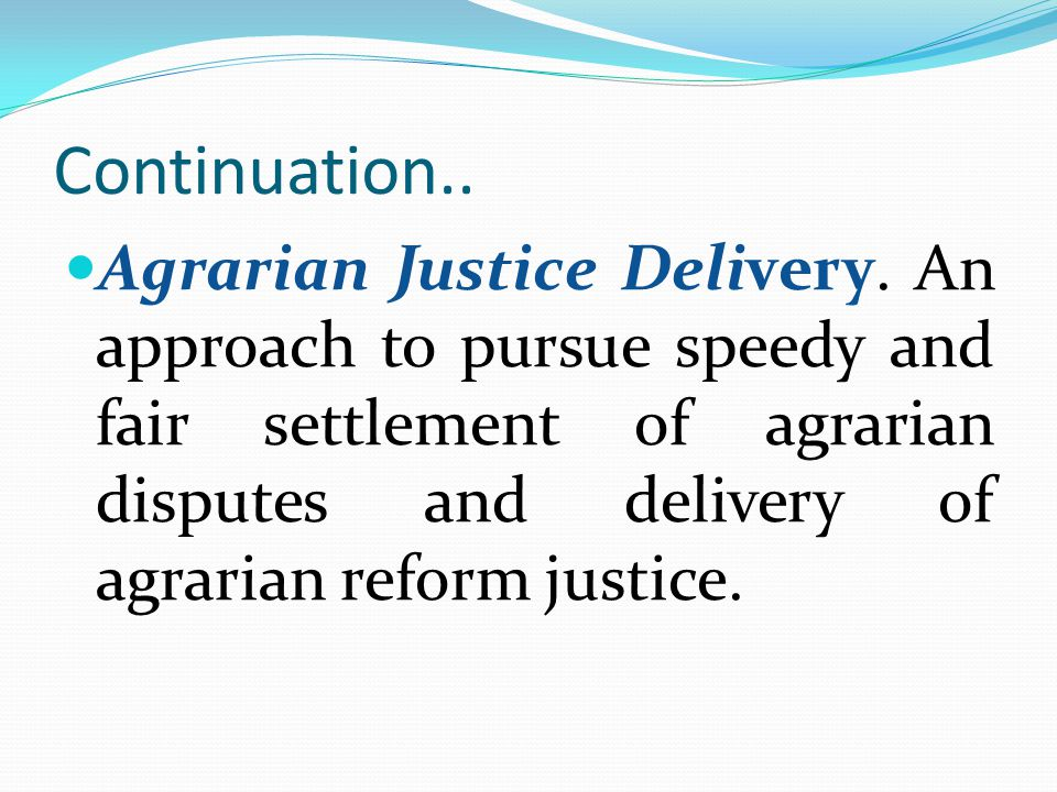research paper about agrarian reform in the philippines