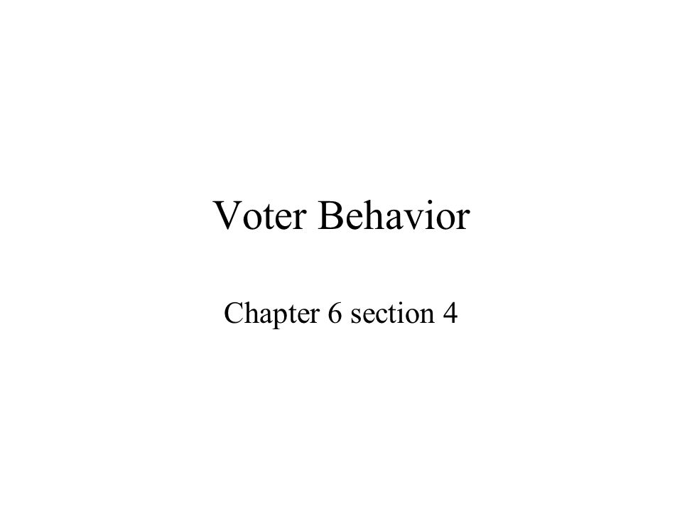 a look at the the southern voting behavior since the 1960s in us Upload essay приховати рекламу southern voting behavior since the 1960 the black southern voters at the time of the 1960 s were just again able to participate with their rights to vote this was because shortly after the civil war and reconstruction the southern whites reduced and.