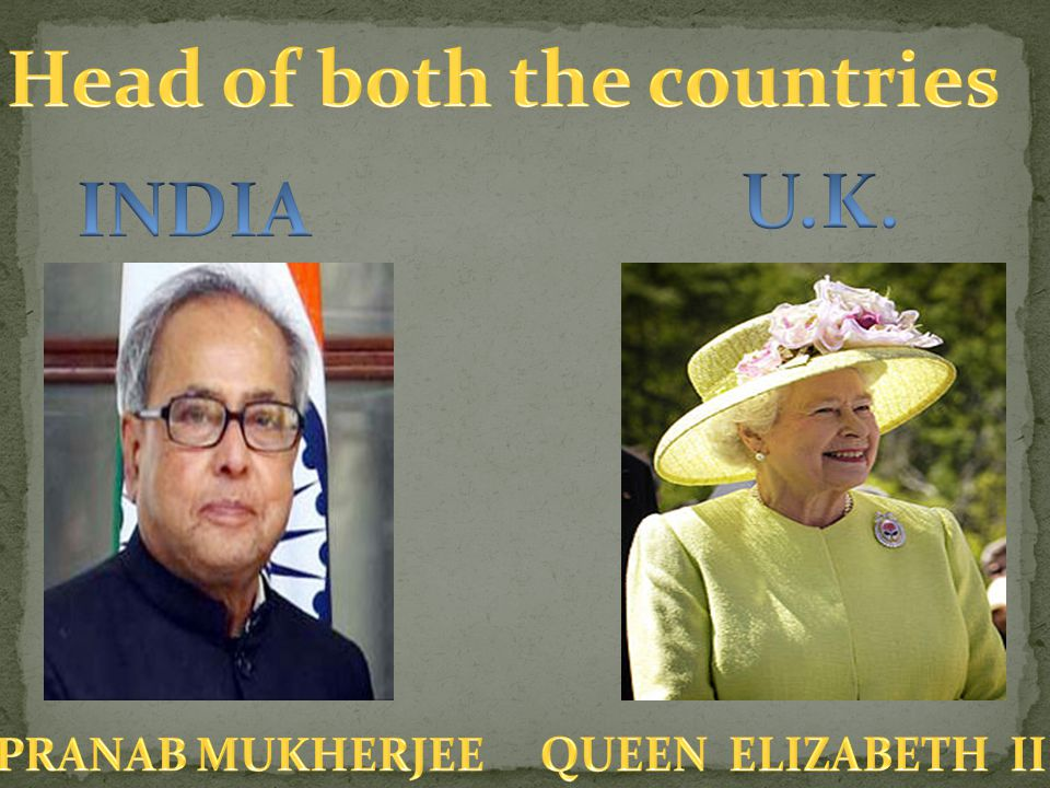 Head of both the countries