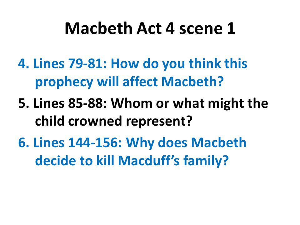 macbeth act four scene 1