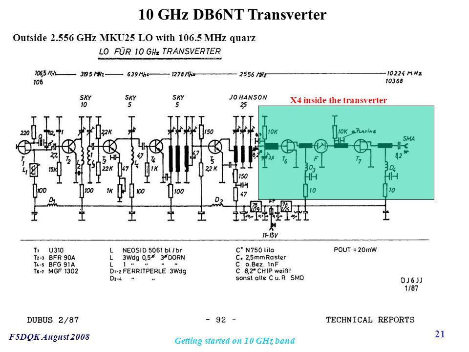 Transverter 2300 Mhz