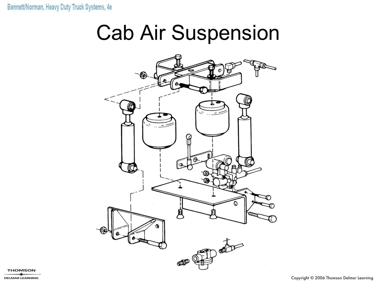 Chapter 26 Suspension Systems Ppt Video Online Download Air Schematic 46 Cab