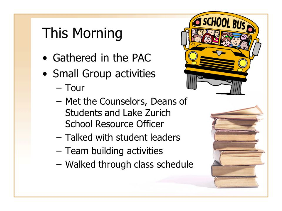 Welcome To Lake Zurich High School Ppt Download