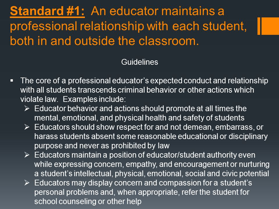 overview of the code of ethics for arkansas educators july ppt download