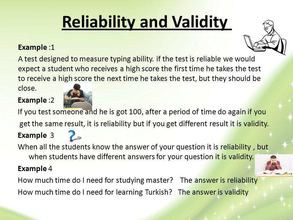 Reliability psychology only about psychology.