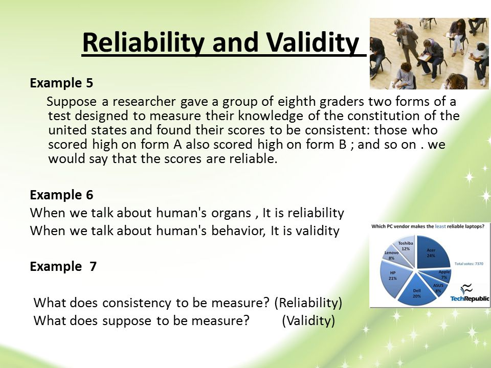 reliability and validity of personal interviews Top 10 reliability interview questions with answers 1 top 10 reliability interview questions with answers in this file, you can ref interview materials for reliability such as, reliability situational interview, reliability behavioral interview, reliability phone interview, reliability interview thank you letter, reliability interview tips.
