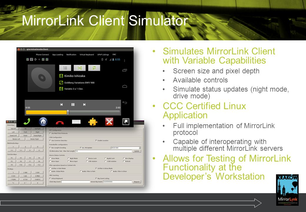 Certifying Applications for MirrorLink® - ppt video online download