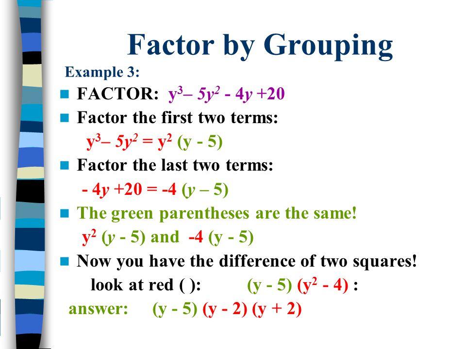 Gcf an factor by grouping worksheet 432shift. Com.