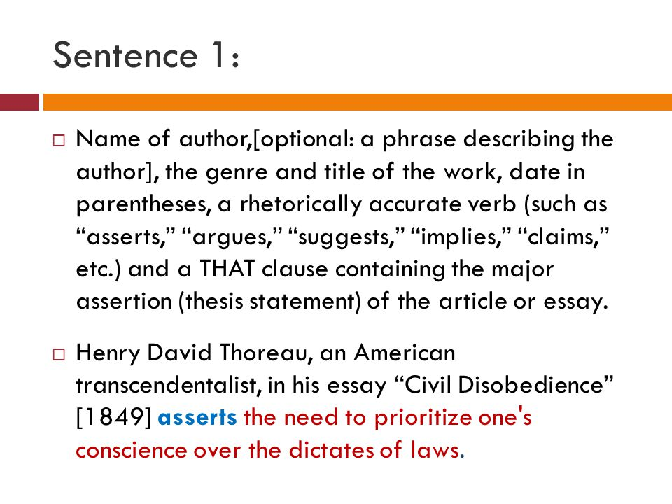 Sample for civil disobedience ppt video online download