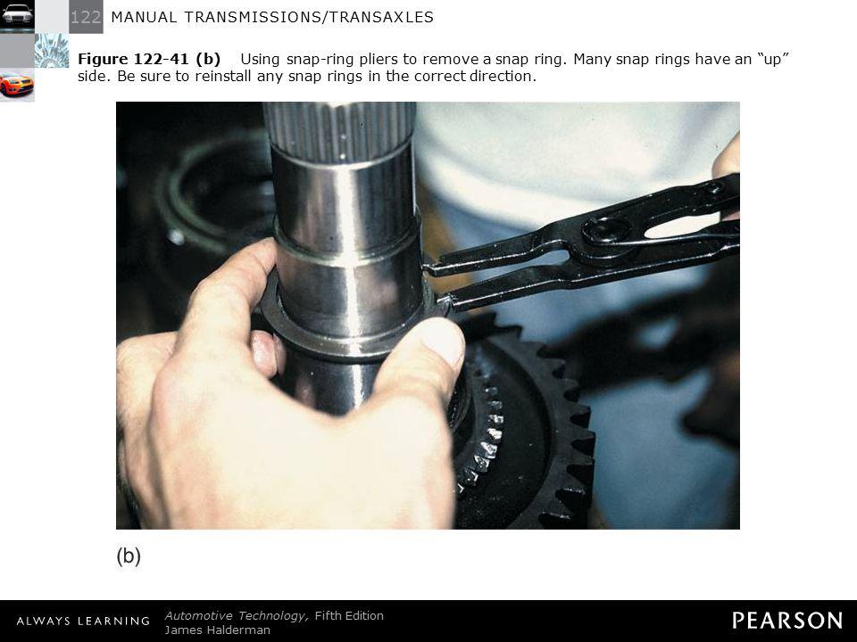 MANUAL TRANSMISSIONS/ TRANSAXLES - ppt download