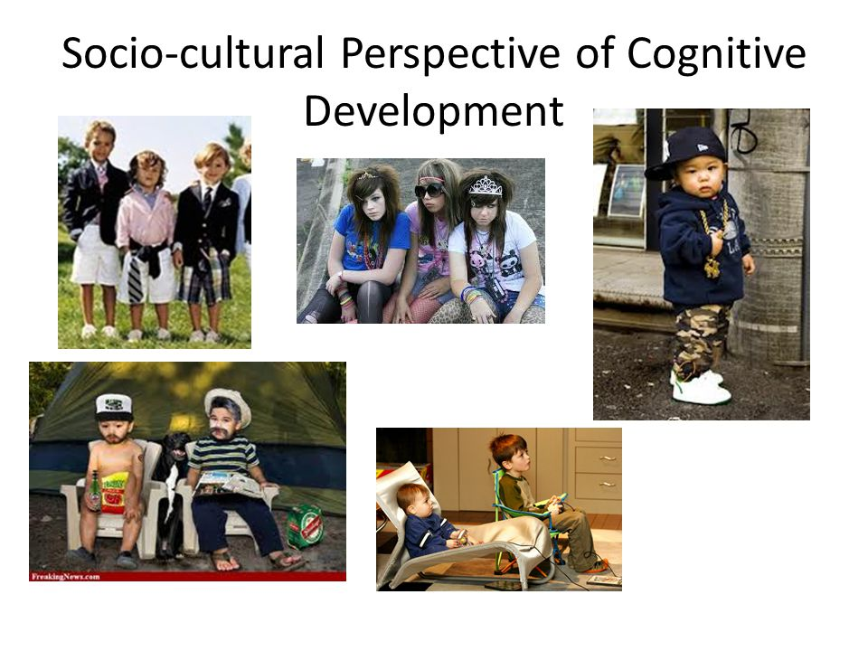 Socio-cultural Perspective of Cognitive Development