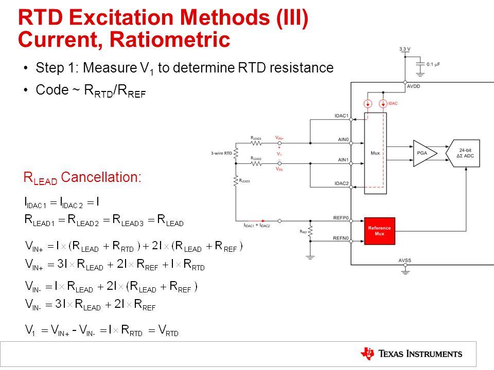 RTD Measurement Step-by-step Design Procedure - ppt video online ...