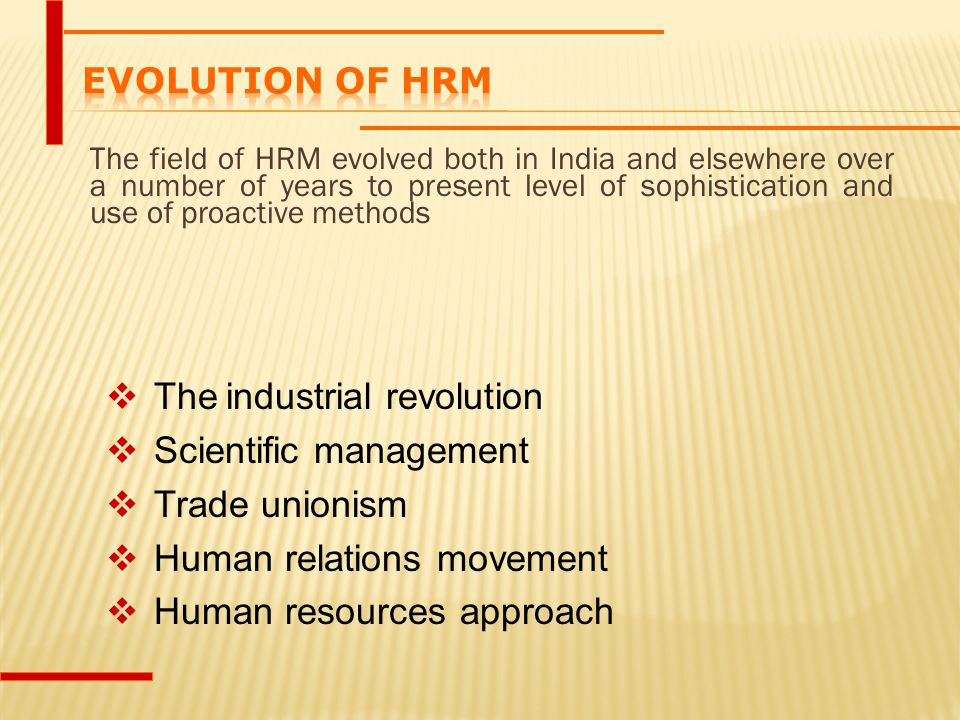evolution of industrial relations in india pdf