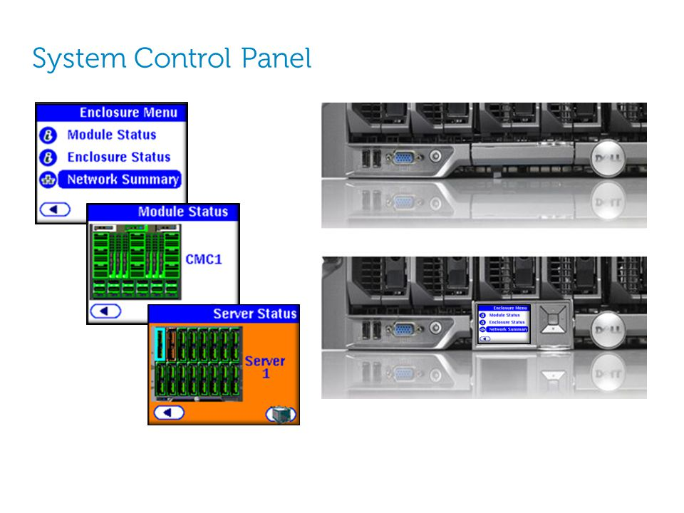 PowerEdge M-Series CMC Management - ppt video online download