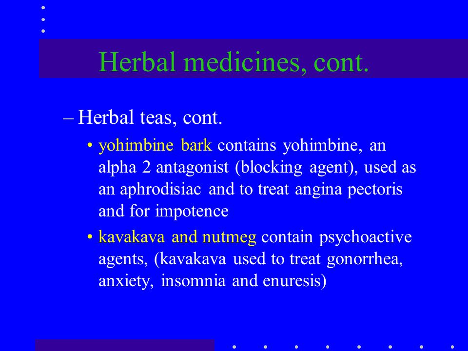 Herbal Medicines  - ppt video online download