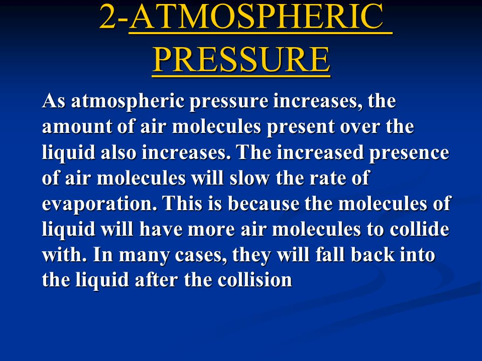 2-ATMOSPHERIC PRESSURE